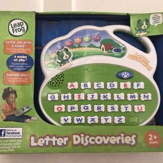 Letter Education Toy