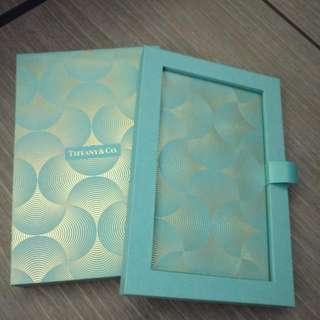 Tiffany & Co.利是封 連盒