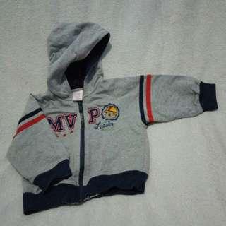 #ImlekHoki Jacket baby Pipiniko 3-8m