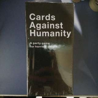 Cards Against Humanity 100% New