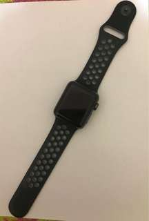 Nike iwatch series2 38mm