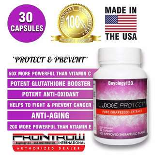 Luxxe Protect (Pure Grapeseed Extract)