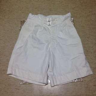Vintage/百慕達短褲(附實穿照)