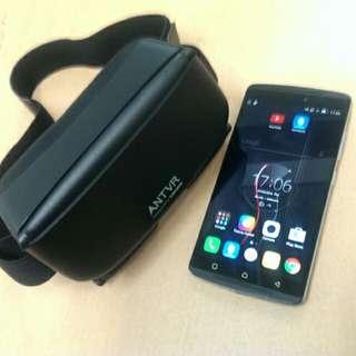 Second Lenovo vibe k4 note+Virtual Reality