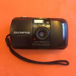 Olympus MJU-1 f3.5 film camera 35mm