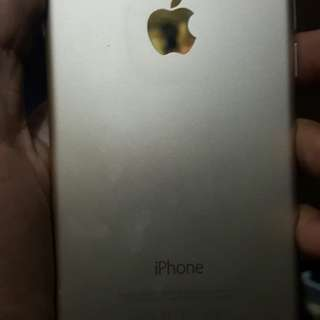 Iphone 6 64gb gold second