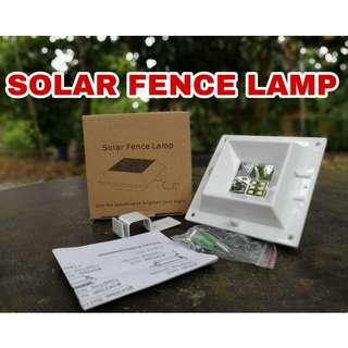 LAMP SOLAR