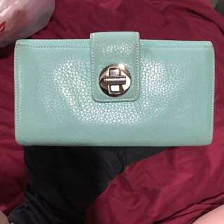 Authentic Tiffany blue Long wallets