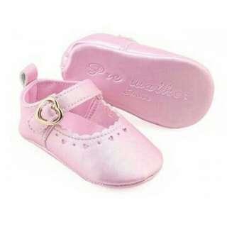 Prewalker Pink Heart