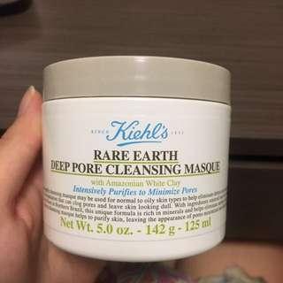 Kiehl's Rare Earth Deep Pore Masque