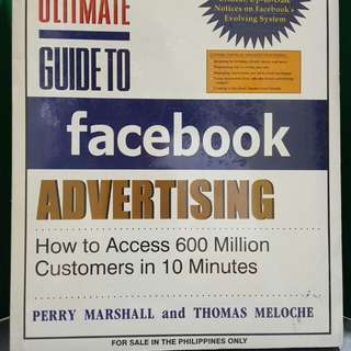 Ult. Guide to Facebook Advertising