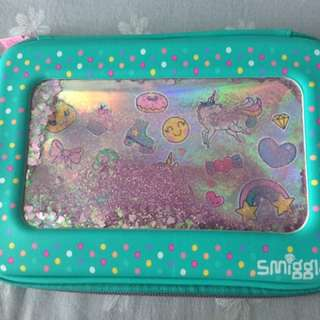 Smiggle Shimmy Shake Hardtop Pencil Case