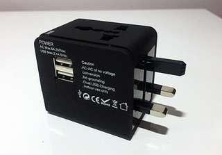 USB 萬能插頭