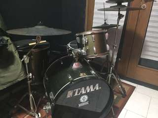 Drum Tama Swingstar fullset