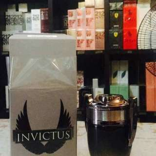 Invictus Intense is a masculine fragrance
