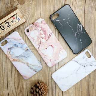 IPHONE CASE MARBLE FOR IPHONE 7, 7+, 8, 8+