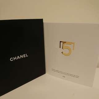 Chanel N5 書籤