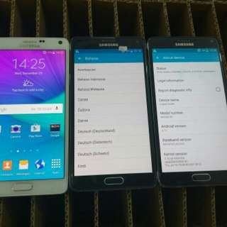 [PO] Samsung Galaxy Note 4 Like New