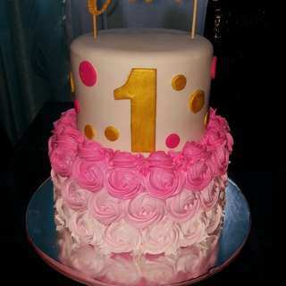 Customized Birthday Cake