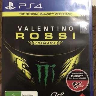 Kaset PS 4 Valentino Rossi