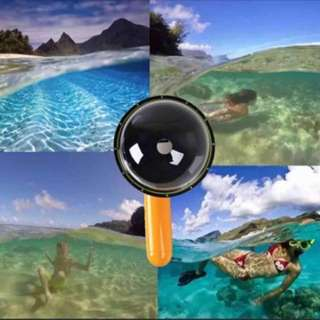 Dome port cover underwater photography diving shell for xiaomi #15off