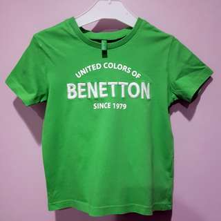 Original United Colors Of Benetton Kids T-Shirt
