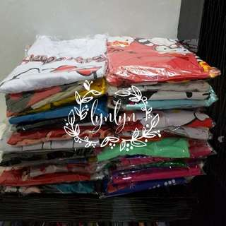 READY STOCK baju hello kitty dewasa