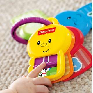 fisher price count explore keys