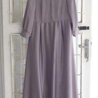 #HOPclearancesale. Gray long dress