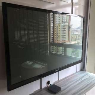 Samsung Plasma 3D TV