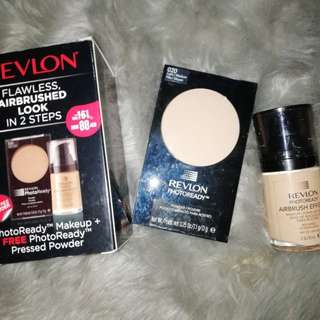 Revlon Photoready Airbrush look