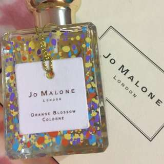 Popstatic Jo Malone limited edition