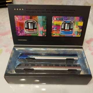 地鐵紀念票盒裝