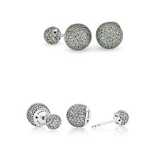 Pandora Pave Drops Earrings