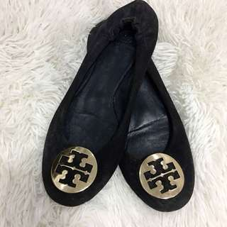 Authentic Tory Burch flats size 10