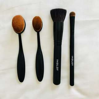 Makeup Brushes Clearance
