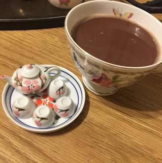 迷你 療癒櫻花茶壺組茶具組