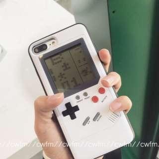 Tetris Gameboy Iphone Casing[PO]