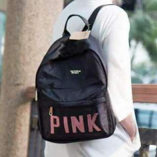 🆕 100% ORIGINAL Victoria's Secret Pink Series Backpack (3 colours)