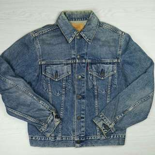 男裝古著Levi's 牛仔褸 Levi's denim jacket
