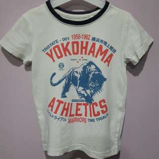 Yokohama Athletics by Cotton On Kids