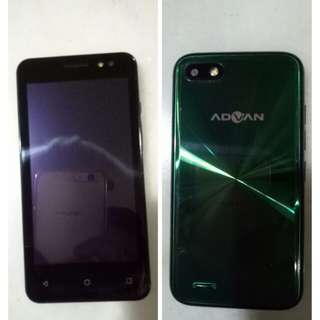 Advan vandroid s4z android second murah
