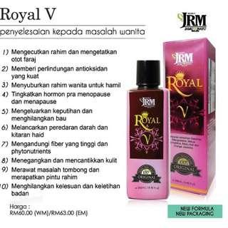 ROYAL V
