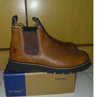 Sepatu Boot Ariat 'Spot hog' chelsea