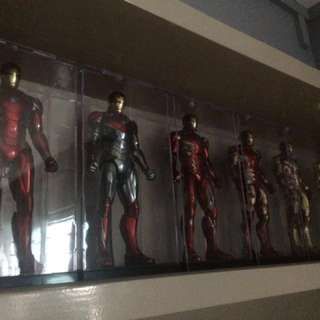 Acrylics Casings for hot toy figure 1/6