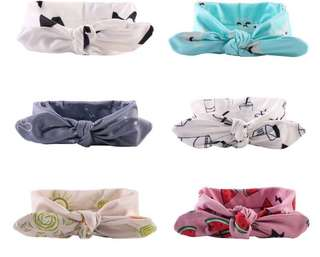 Pure Cotton Headbands
