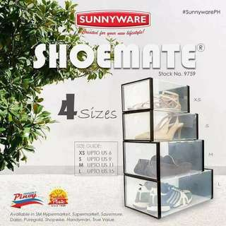 SHOEMATE shoebox