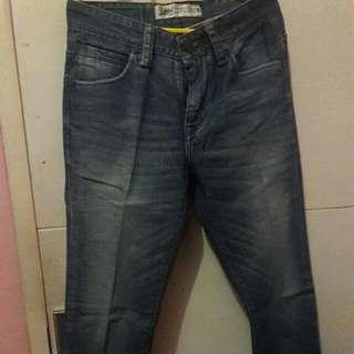 Jeans Panjang Skinny Rockstar