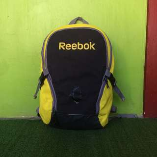 TAS BACKPACK REEBOK