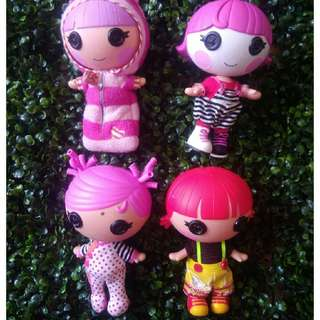 Take All!! Lalaloopsy Littles